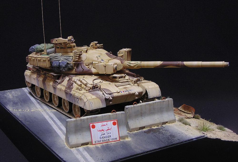 AMX 30B2 - Французский средний танк 00610