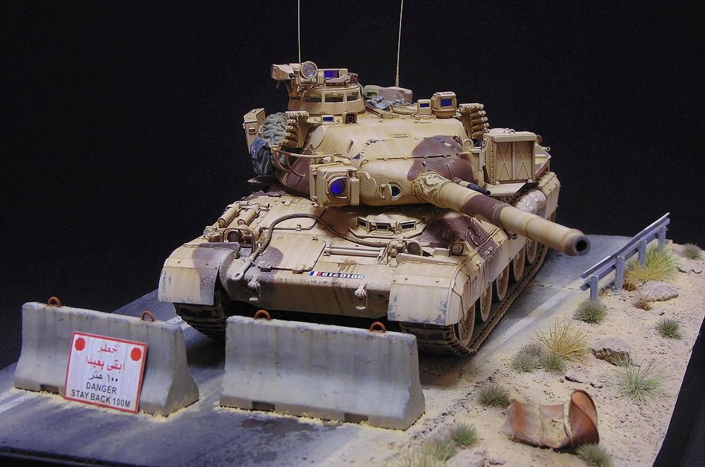 AMX 30B2 - Французский средний танк 00710