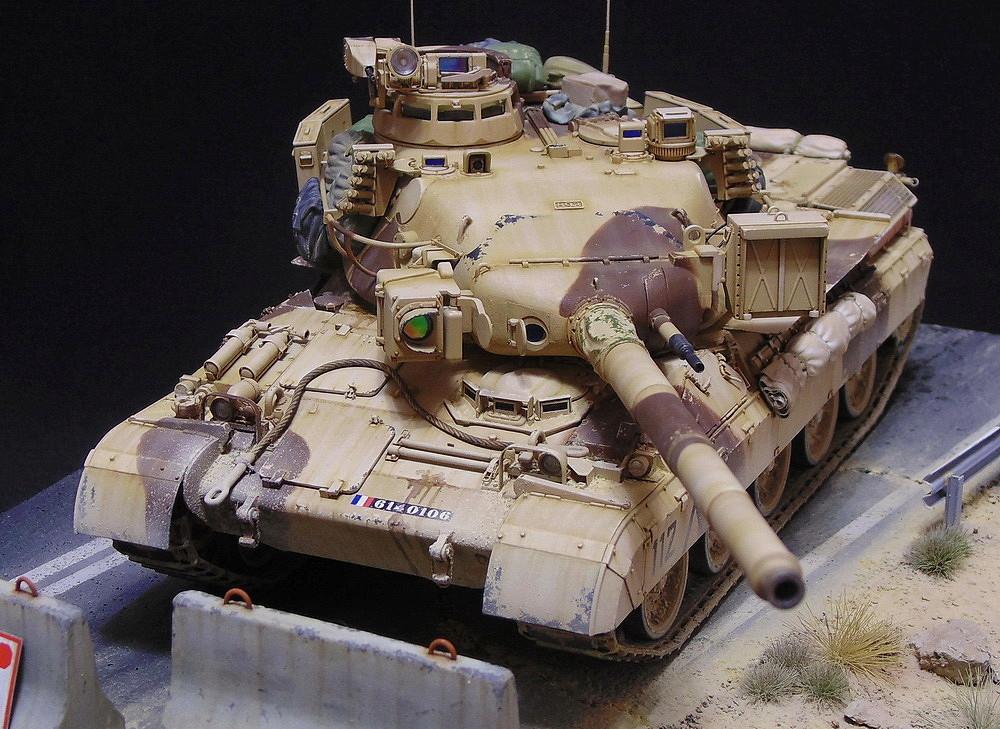 AMX 30B2 - Французский средний танк 00810