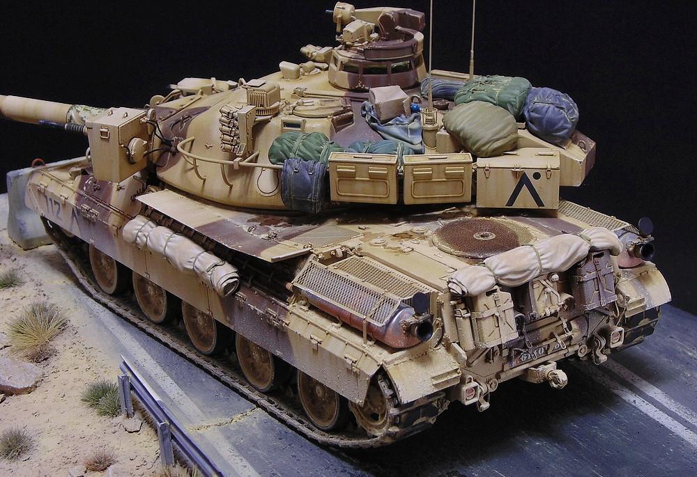 AMX 30B2 - Французский средний танк 01010