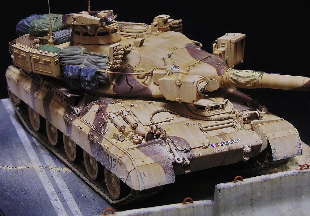AMX 30B2 - Французский средний танк 01210