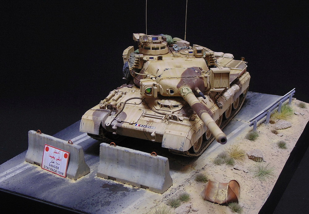 AMX 30B2 - Французский средний танк 01310