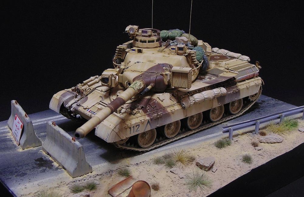 AMX 30B2 - Французский средний танк 01410