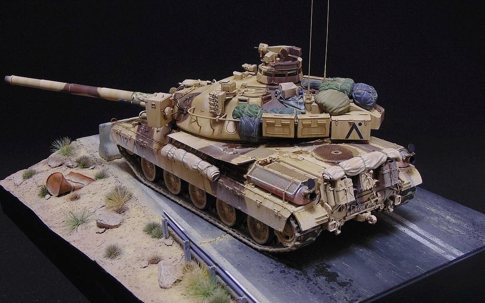 AMX 30B2 - Французский средний танк 01510