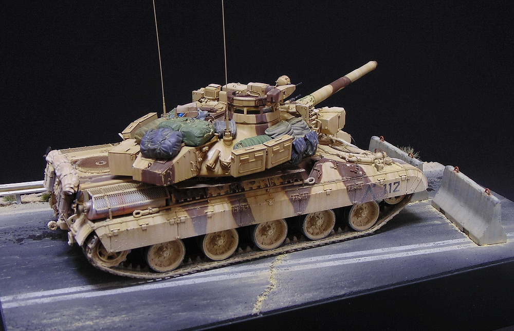 AMX 30B2 - Французский средний танк 01610