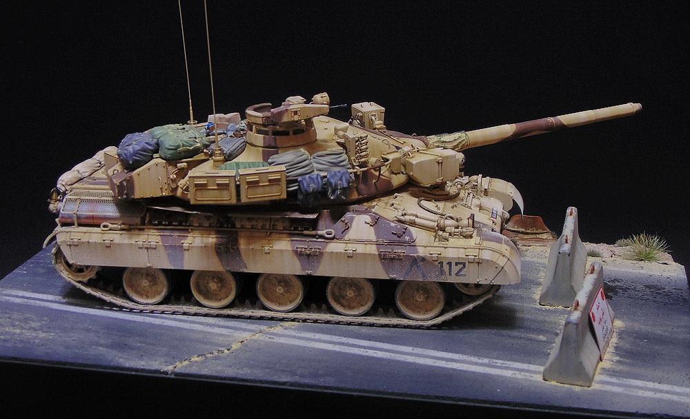 AMX 30B2 - Французский средний танк 01710