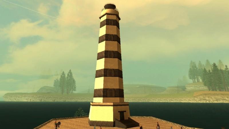 Improved Lighthouse  Galler14