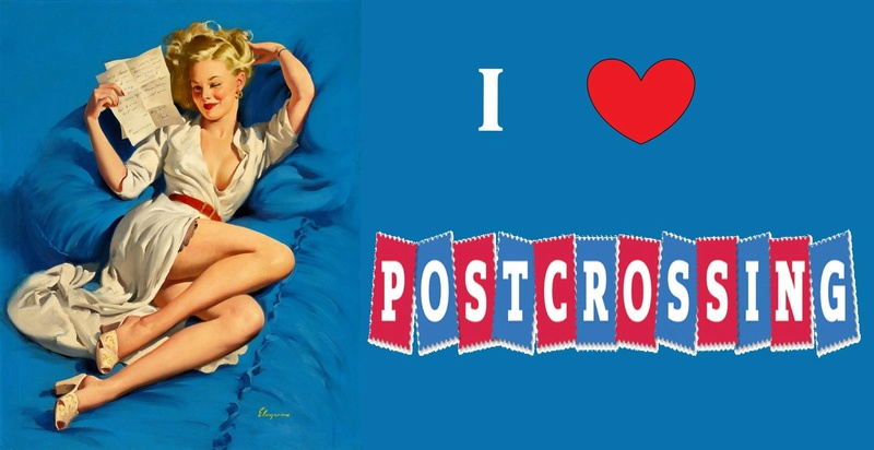 MINICOLECCIÓN - Sellos dedicados a Postcrossing 15975110