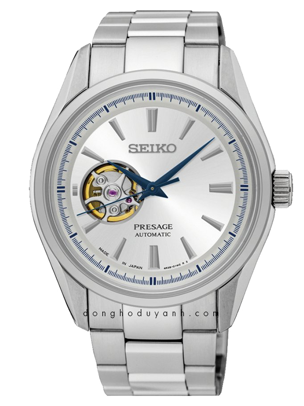 Lựa chọn đồng hồ cơ hay quartz C490e110