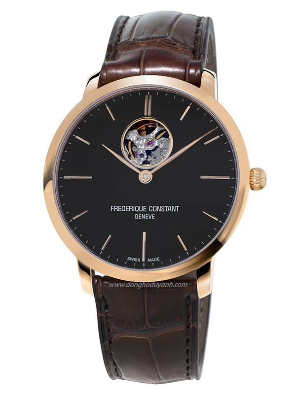 Lựa chọn đồng hồ cơ hay quartz Fc-31210