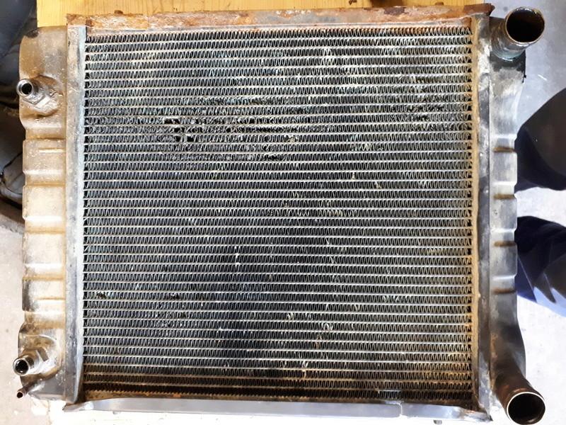 Dépose radiateur: vidanger son circuit de refroidissement sans mettre du liquide partout ....  20180514