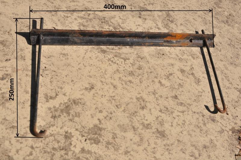 Bac à batterie Defender 300 Tdi 1994 Bride_10