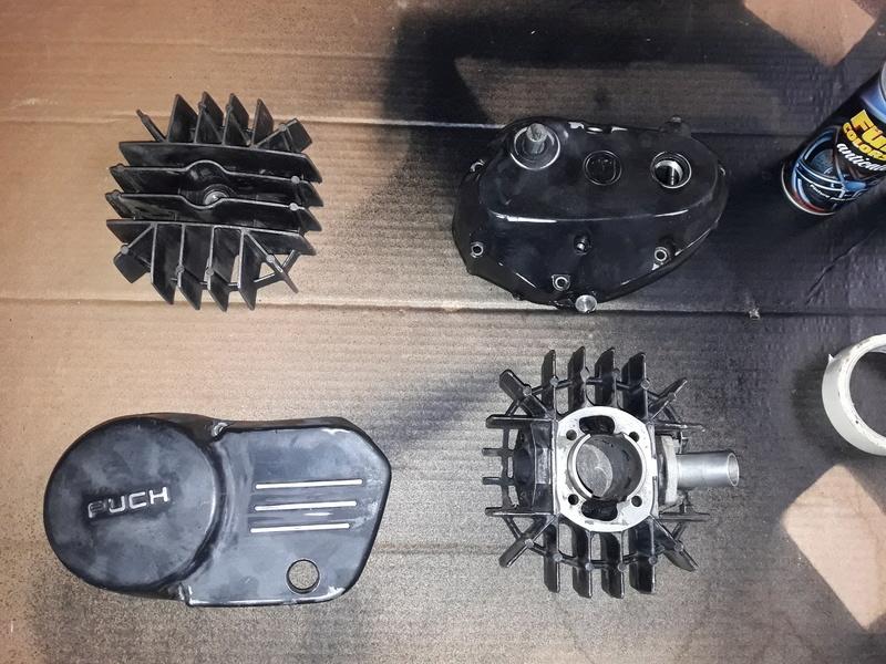 Puch Minicross TT  20180110