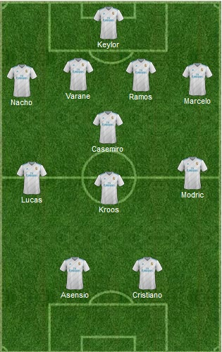 REAL MADRID - BAYERn 1110