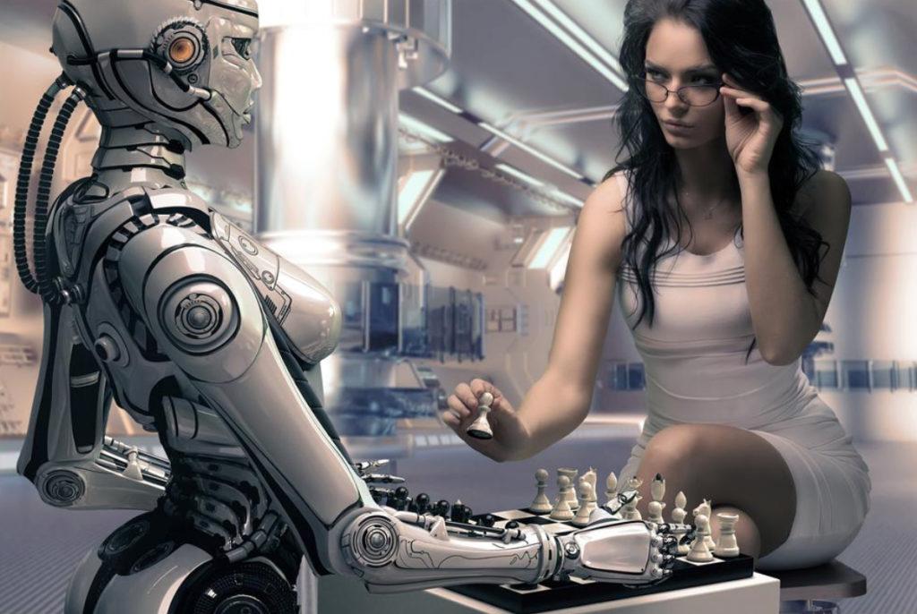 зачем Богу рабы если у Бога есть Ангелы то есть роботы Sh11