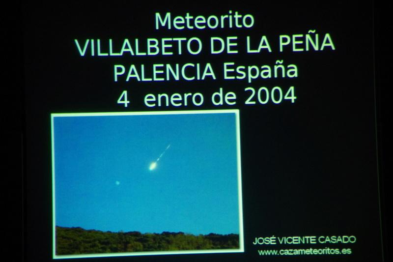 """Propera conferència divendres dia 17: """"Meteoritos. Origen, historia y composición mineralógica"""" 1010"""