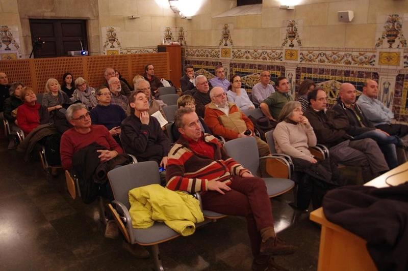 """Crònica de la conferència """"Mineria i Patrimoni miner Català Inventari i avaluació de museus i parcs geològics."""". 1012"""