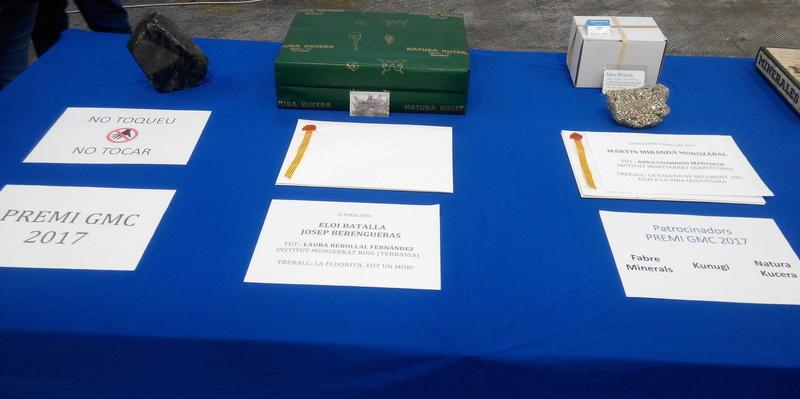 Entrega dels Premis GMC als Treballs de Recerca de Batxillerat 114