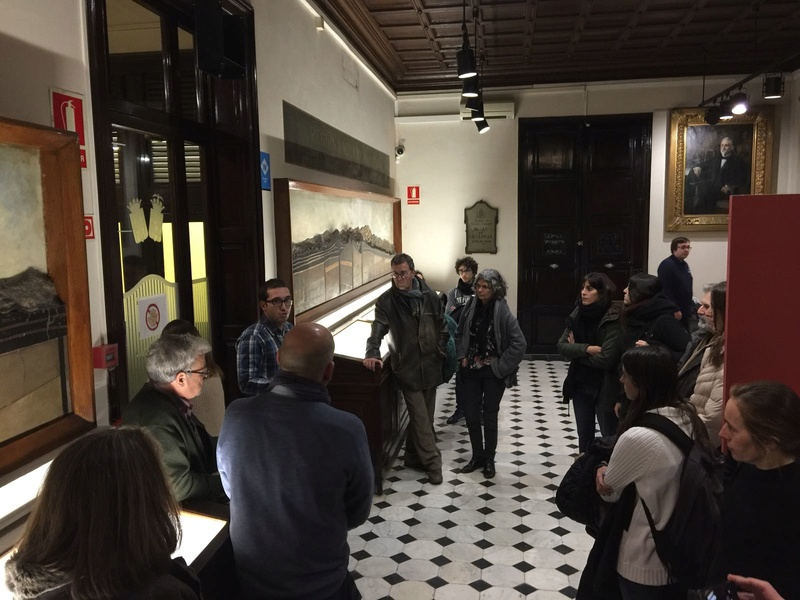 Crònica de la conferència: Formes actuals de documentació, catalogació i conservació preventiva de les col•leccions de mineralogia i petrologia al Museu de Ciències Naturals de Barcelona 117