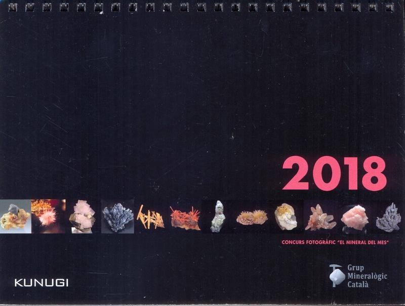 Calendari de sobretaula GMC 2018 119