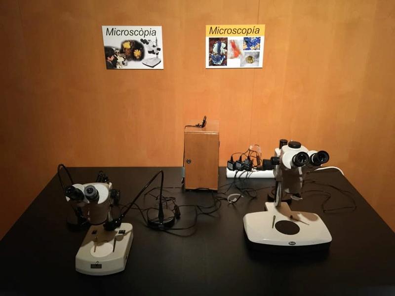 minerals - Exposició Cosmocaixa Barcelona- Explora: el col·leccionisme de minerals. 12-22510