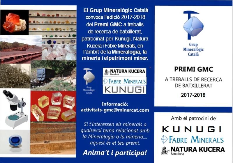 Convocatòria Premi GMC de Treballs de Recerca de Batxillerat 2017-2018 122