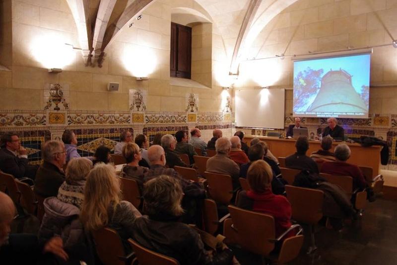 """Crònica de la conferència """"Mineria i Patrimoni miner Català Inventari i avaluació de museus i parcs geològics."""". 1312"""