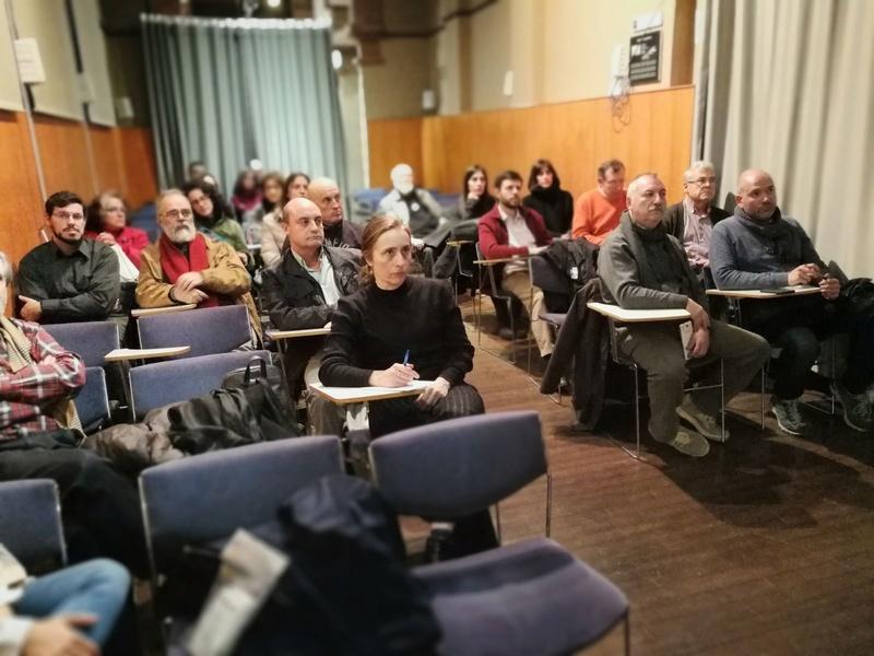 Crònica de la conferència: Formes actuals de documentació, catalogació i conservació preventiva de les col•leccions de mineralogia i petrologia al Museu de Ciències Naturals de Barcelona 1411