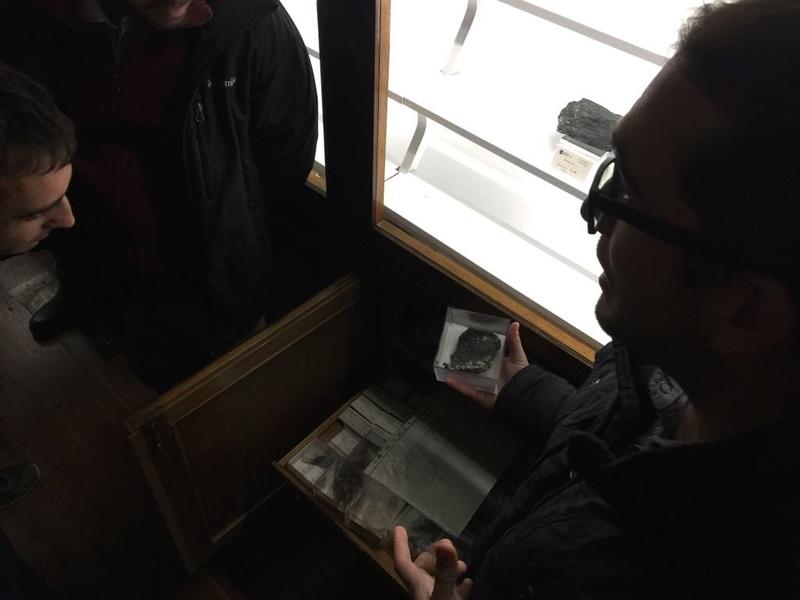 Crònica de la conferència: Formes actuals de documentació, catalogació i conservació preventiva de les col•leccions de mineralogia i petrologia al Museu de Ciències Naturals de Barcelona 216