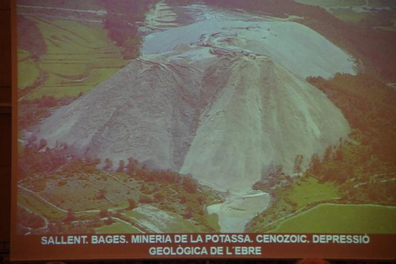"""Crònica de la conferència """"Mineria i Patrimoni miner Català Inventari i avaluació de museus i parcs geològics."""". 514"""