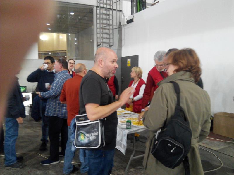 Expominer 2017: Petita visió fotogràfica des de l´estand del GMC 5f10