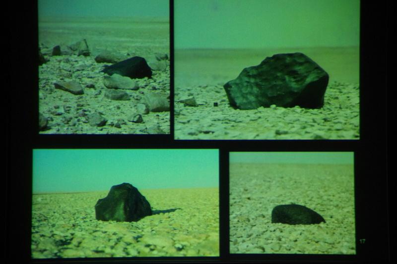 """Propera conferència divendres dia 17: """"Meteoritos. Origen, historia y composición mineralógica"""" 710"""