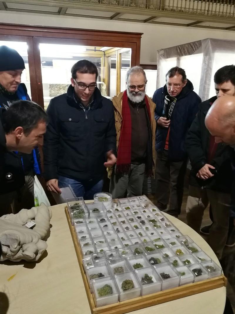 Crònica de la conferència: Formes actuals de documentació, catalogació i conservació preventiva de les col•leccions de mineralogia i petrologia al Museu de Ciències Naturals de Barcelona 811
