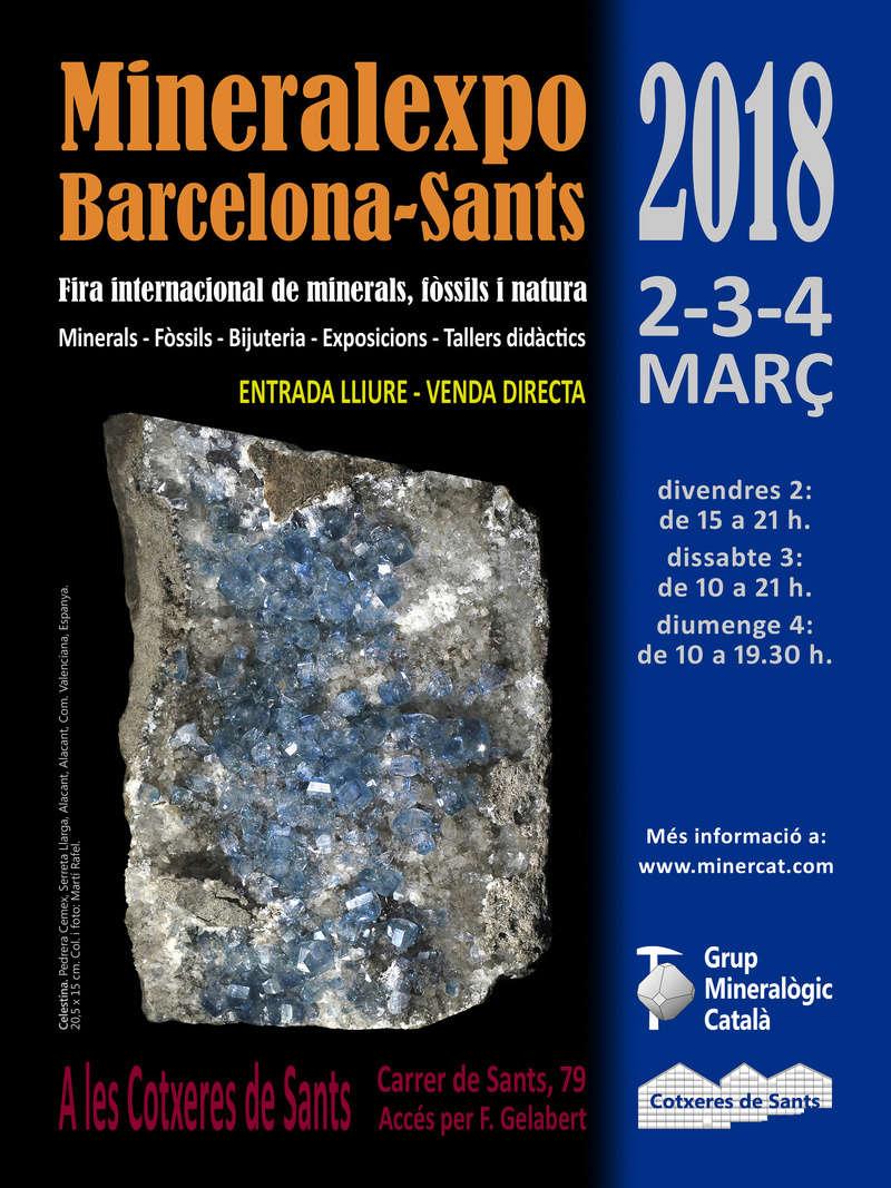 PRE-MINERALEXPO BARCELONA SANTS 2017 Bcn-sa10