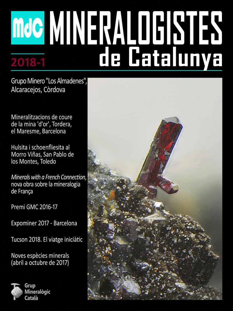 Mineralogistes de Catalunya y Paragénesis 2018 / 1 Mdc_2012