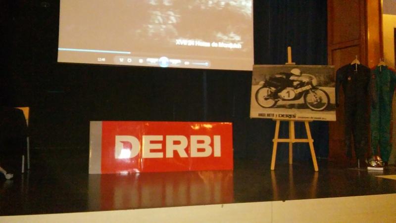 Ciclo de cine y motos en Barcelona 20180211