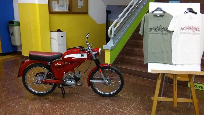 Ciclo de cine y motos en Barcelona 20180212