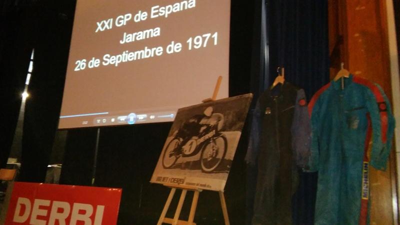 Ciclo de cine y motos en Barcelona 20180215