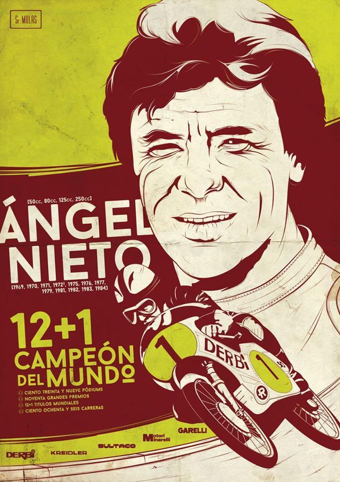Ciclo de cine y motos en Barcelona Angel_10