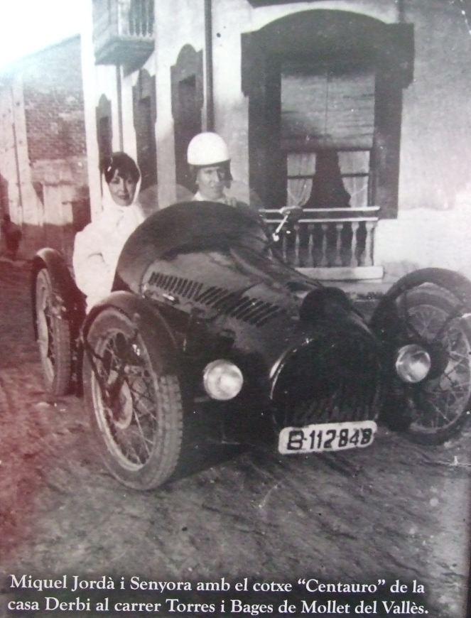 Derbi - Lloyd, el coche que pudo ser Coche_12