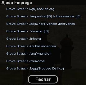 (FIXO) Manual Grove Street (Brasil Play Roox) Sa-mp-12
