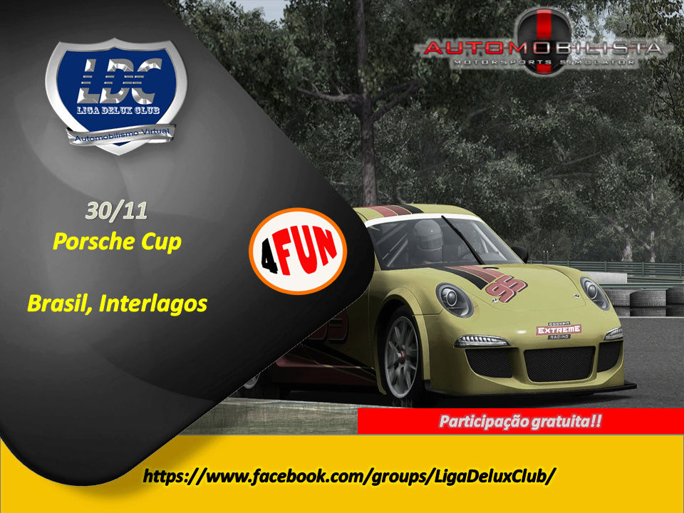 LIGA DELUX CLUB - 4Fun @Porsche Cup - Interlagos 4fun10