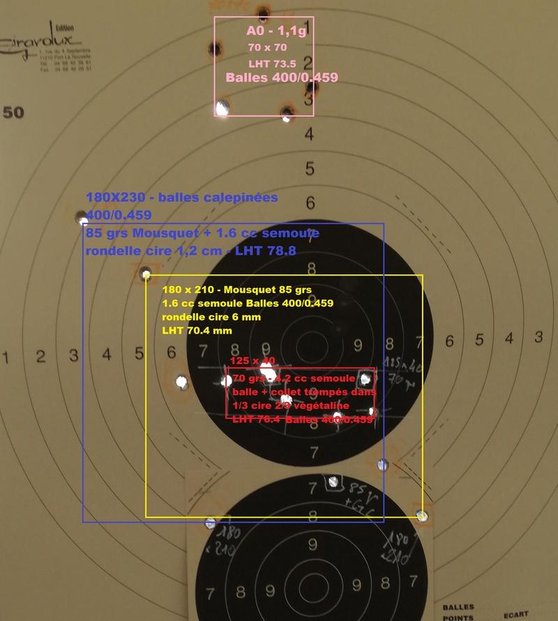 Essais, tirs, et comparatif de fusils réglementaires à cartouche poudre noire - Page 3 20180311