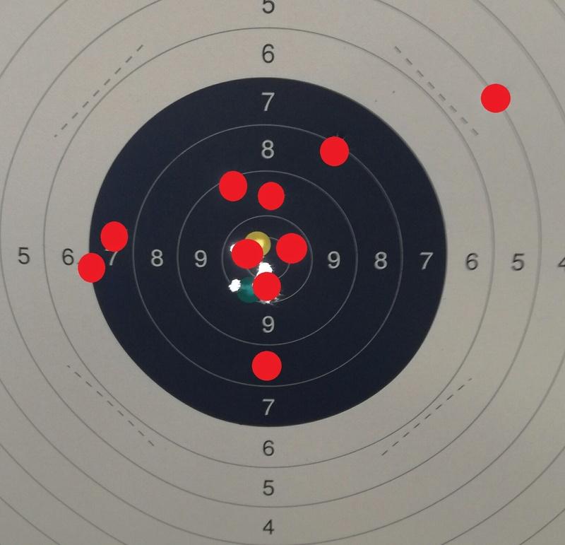 Essais, tirs, et comparatif de fusils réglementaires à cartouche poudre noire - Page 5 Img_2145