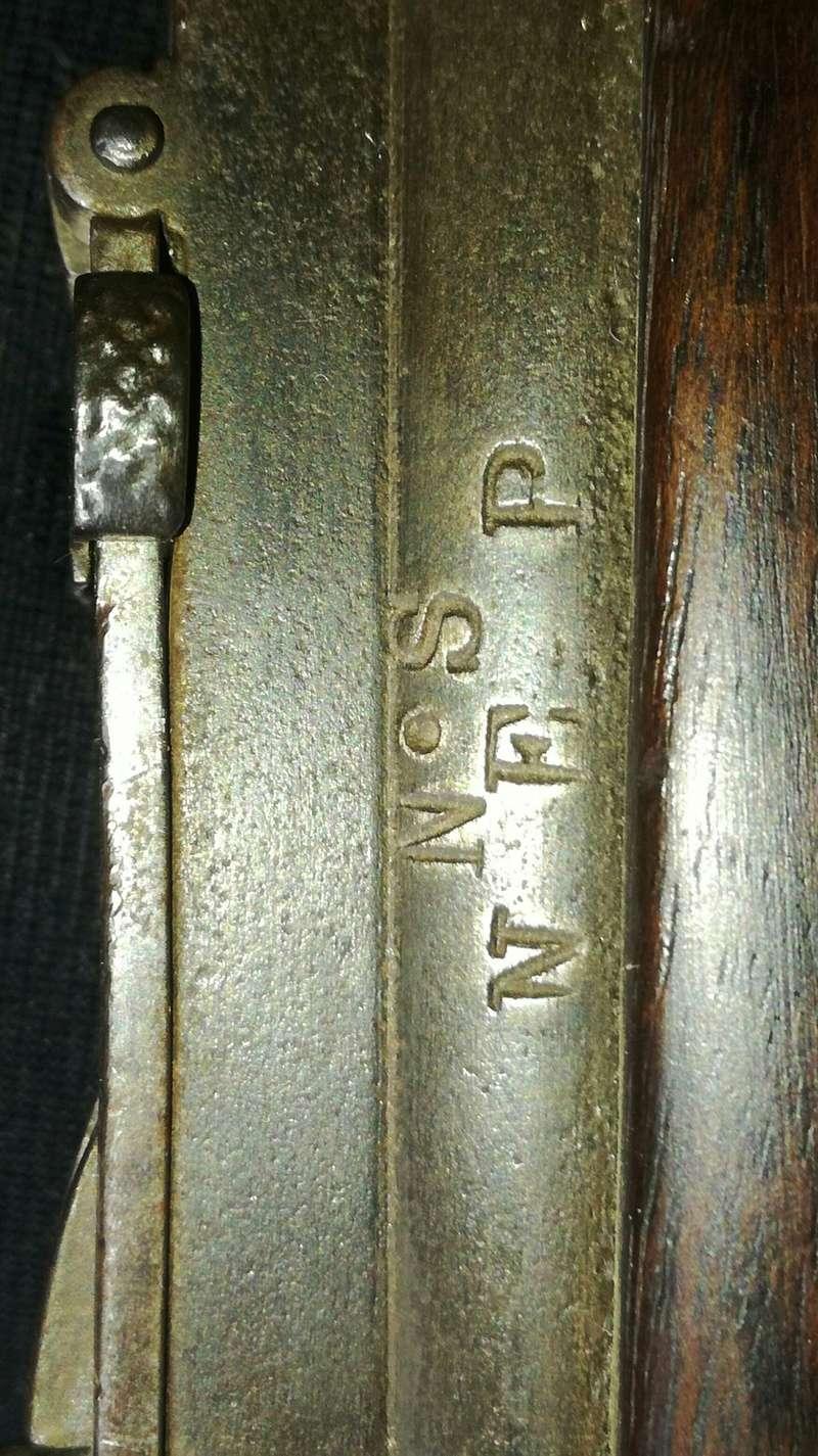 MARTINI HENRY MKII 1885 Martin12