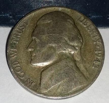 Estados Unidos, 5 centavos de 1942 145