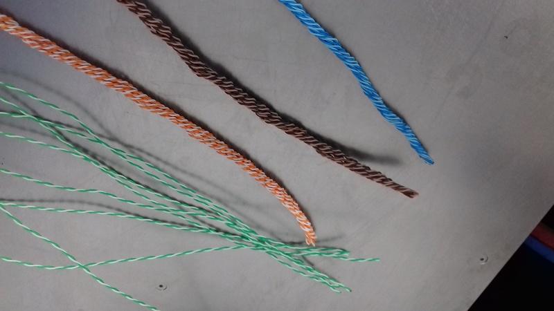 Cables caseros para altavoces 20171013