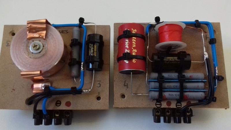 Mejorar calidad componentes en filtro Dynaudio C1 II ¿merece la pena? 20171124