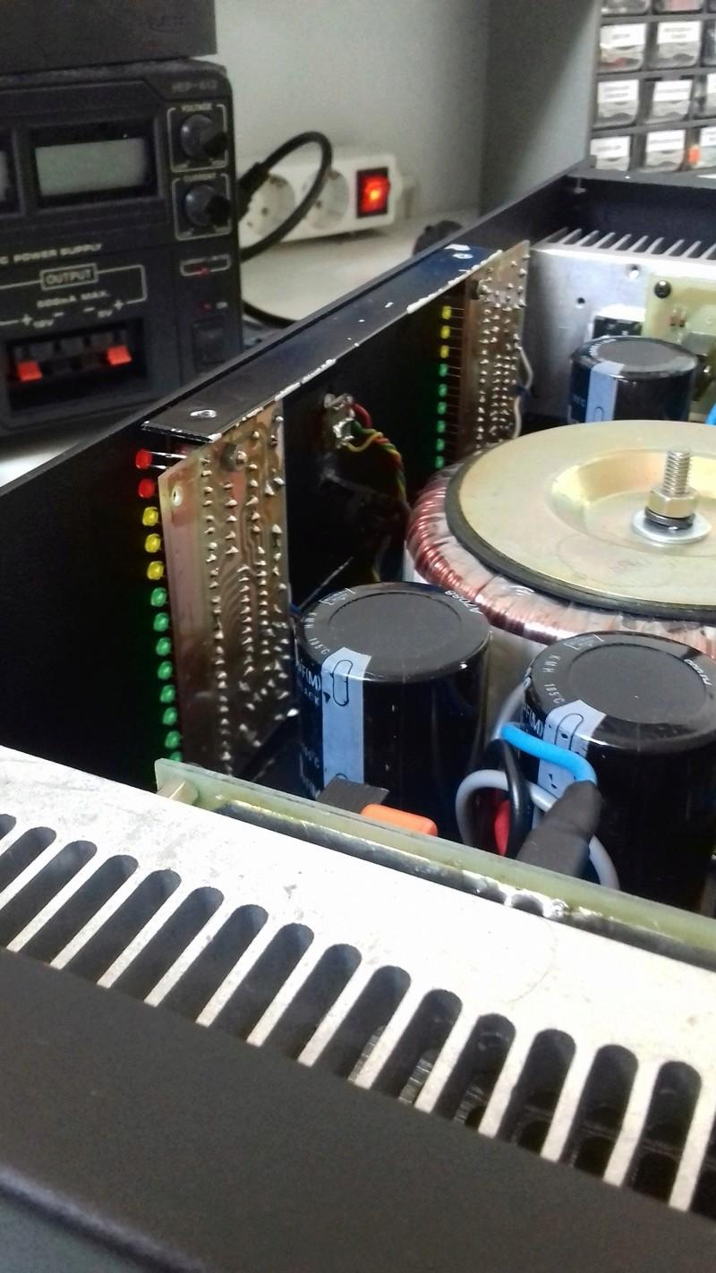 DIY/HUM Vumetro a leds con peak-hold (LB1412) 20180516