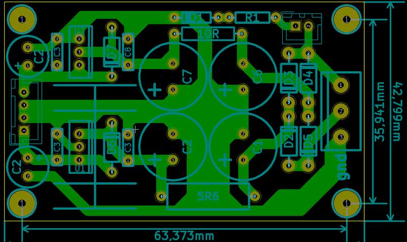 Custom DAC ES9028Q2M Fuente10